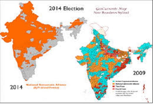 eletoral map