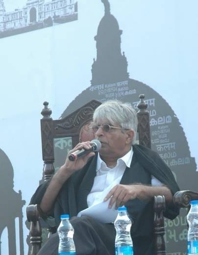 Jayant Kripalani at Kalam