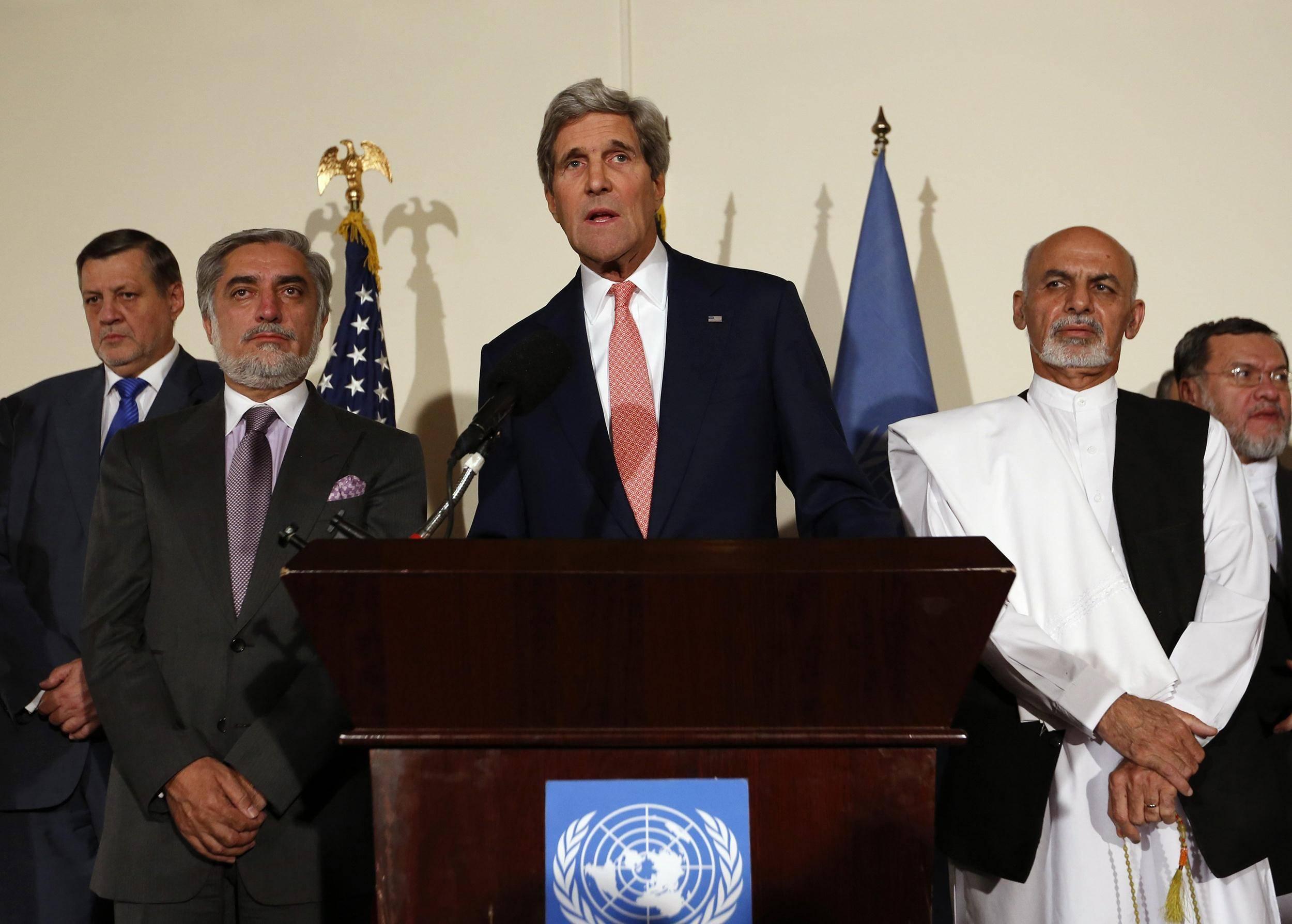 kerry diplomacy