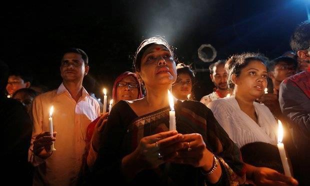 gulshan vigil