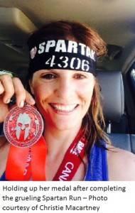 Christie Spartan Race